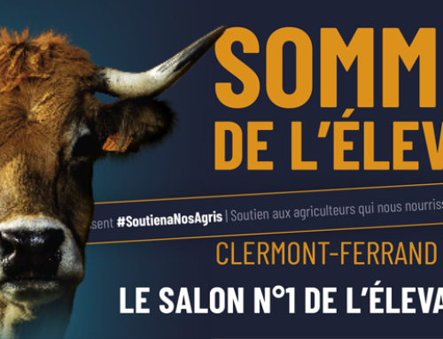 Visit us at the Sommet de l'Élevage 2020